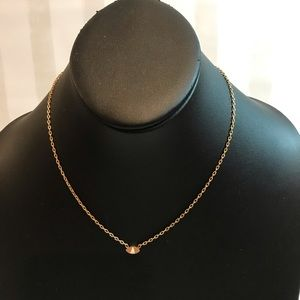 Madewell New Gold Necklace